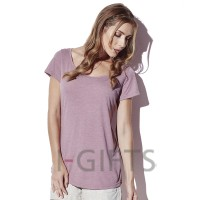 Conf. 2 T-shirt Soft Oversized - Lady