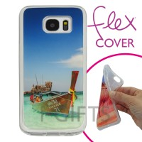 Conf. 2 Flex Cover per Galaxy S7