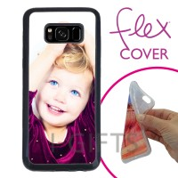 Conf. 2 Flex Cover per Galaxy S8 Plus