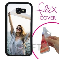 Conf. 2 Flex Cover per Galaxy A3 (2017)