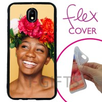 Conf. 2 Flex Cover per Galaxy J7 (2017)