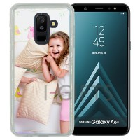 Conf. 2 Cover 2D per Galaxy A6 plus - 2018