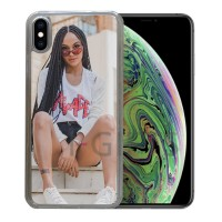 Conf. 2 Cover 2D per iPhone Xs Max