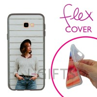 Conf. 2 Flex Cover per Galaxy J4 Plus (2018)