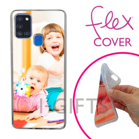 Conf. 2 Flex Cover per Galaxy A21s