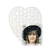 Puzzle Cuore f.to A4