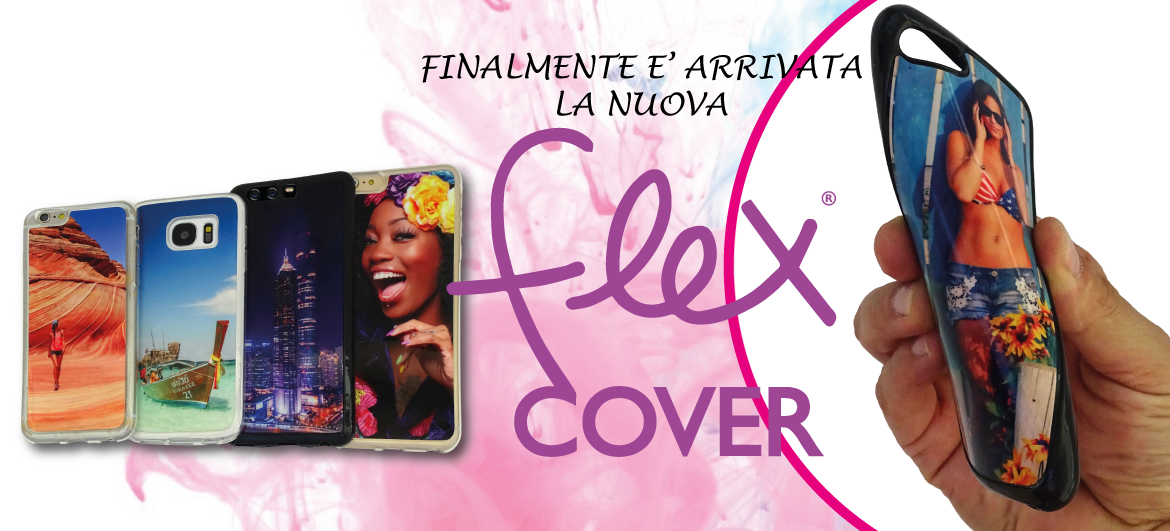 Cover Flex per stampa a sublimazione