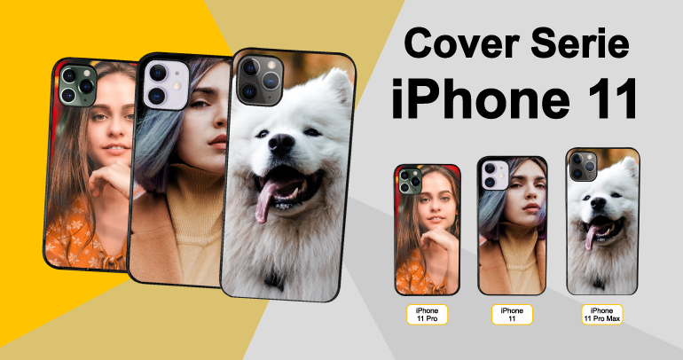 Cover Serie iPhone 11
