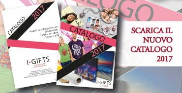 Catalogo I-GIFTS 2017